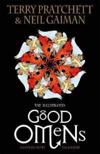 Link to an enlarged image of Illustrated Good Omens -- Hardback