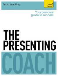 Link to an enlarged image of Teach Yourself the Presenting Coach (Teach Yourself)