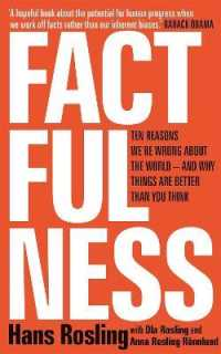 Link to an enlarged image of Factfulness -- Paperback (English Language Edition)