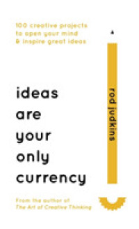 Link to an enlarged image of Ideas Are Your Only Currency