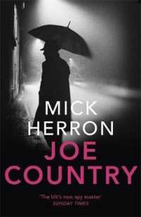 Link to an enlarged image of Joe Country -- Paperback