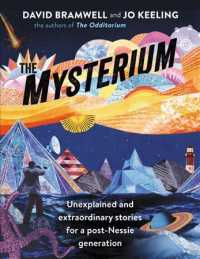 Link to an enlarged image of Mysterium : Unexplained and Extraordinary Stories for a Post-Nessie Generation