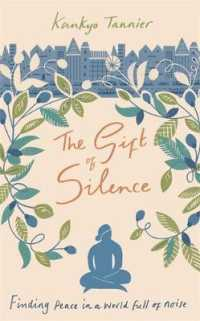 Link to an enlarged image of Gift of Silence : Finding peace in a world full of noise -- Hardback