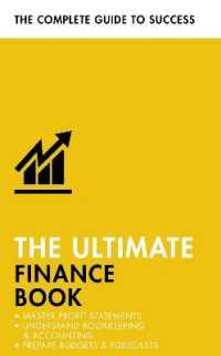 Link to an enlarged image of The Ultimate Finance Book : Master Profit Statements, Understand Bookkeeping and Accounting, Prepare Budgets and Forecasts (Teach Yourself)