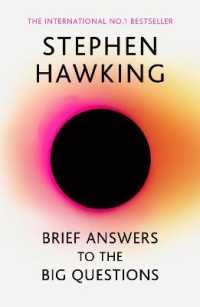 image of Brief Answers to the Big Questions : the final book from Stephen Hawking -- Paperback / softback