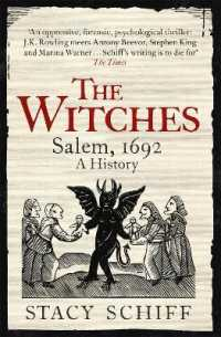 Link to an enlarged image of Witches : Salem, 1692 -- Paperback / softback