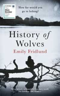 Link to an enlarged image of History of Wolves -- Paperback