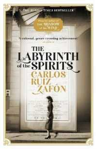 Link to an enlarged image of Labyrinth of the Spirits -- Paperback