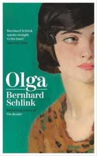 Link to an enlarged image of Olga -- Paperback