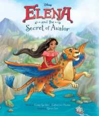 Link to an enlarged image of Disney Elena of Avalor The Secret of Avalor Picture Book