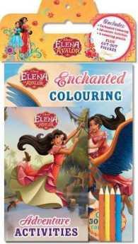 Link to an enlarged image of Disney Elena of Avalor Header Grab Bag