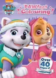 Link to an enlarged image of PAW PATROL PAWFECT COLOURING BOOK