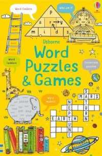 Link to an enlarged image of Word Puzzles and Games -- Paperback / softback