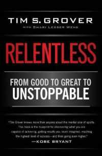 Link to an enlarged image of Relentless : From Good to Great to Unstoppable