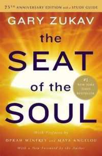 Link to an enlarged image of The Seat of the Soul : With Study Guide (25th Anniversary)
