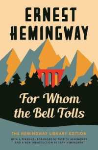 Link to an enlarged image of For Whom the Bell Tolls (Hemingway Library)