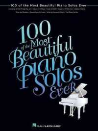 Link to an enlarged image of 100 of the Most Beautiful Piano Solos Ever