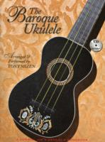 Link to an enlarged image of The Baroque Ukulele (Paperback + Spoken Word Compact Disc)