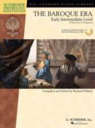 Link to an enlarged image of The Baroque Era : Early Intermediate Level (Hal Leonard Piano Library) (Paperback + Pass Code)