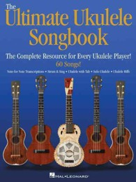 Link to an enlarged image of The Ultimate Ukulele Songbook : The Complete Resource for Every Uke Player!