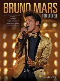 Link to an enlarged image of Bruno Mars for Ukulele