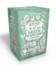Link to an enlarged image of Anne of Green Gables Library (4-Volume Set) : Anne of Green Gables / Anne of Avonlea / Anne of the Island / Anne's House of Dreams (Anne of Green Gabl (BOX)