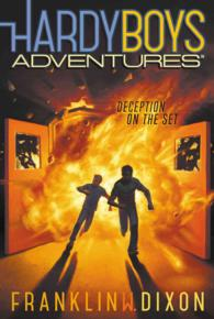 Link to an enlarged image of Deception on the Set (Hardy Boys Adventures)