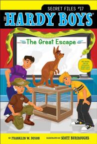 Link to an enlarged image of The Great Escape (Hardy Boys: Secret Files)