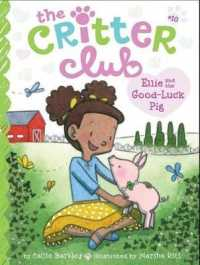 Link to an enlarged image of Ellie and the Good-Luck Pig (Critter Club)