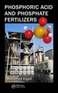 Link to an enlarged image of Phosphoric Acid and Phosphate Fertilizers -- Hardback