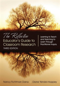 Link to an enlarged image of The Reflective Educator's Guide to Classroom Research : Learning to Teach and Teaching to Learn through Practitioner Inquiry (3rd)