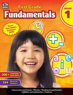 Link to an enlarged image of First Grade Fundamentals (Fundamentals) (ACT CSM NO)