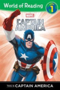 Link to an enlarged image of This Is Captain America (World of Reading)