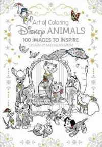 Books Kinokuniya Disney Animals Adult Coloring Book 100 Images To
