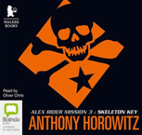Link to an enlarged image of Skeleton Key (Alex Rider) -- CD-Audio (Unabridged)