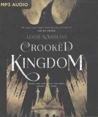 Link to an enlarged image of Crooked Kingdom (2-Volume Set) (MP3 Unabridged)