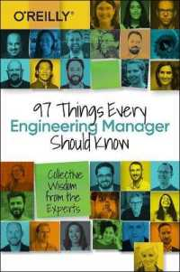 Link to an enlarged image of 97 Things Every Engineering Manager Should Know : Collective Wisdom from the Experts