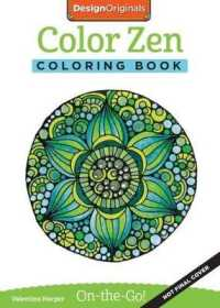 Books Kinokuniya Color Zen Adult Coloring Book Perfectly