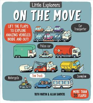 Link to an enlarged image of On the Move (Little Explorers) (LTF)