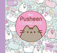 Link to an enlarged image of Mini Pusheen Coloring Book (CLR CSM)