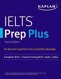 Link to an enlarged image of IELTS Prep Plus : With Website (Kaplan Ielts) (4th)