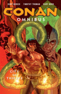 Link to an enlarged image of Conan Omnibus 2 : City of Thieves (Conan Omnibus)