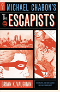Link to an enlarged image of Michael Chabon's the Escapists