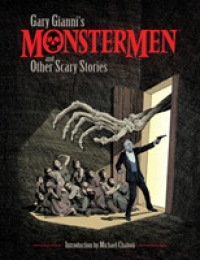 Link to an enlarged image of Gary Gianni's Monstermen and Other Scary Stories