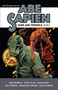 Link to an enlarged image of Abe Sapien 1 : Dark and Terrible (Abe Sapien)