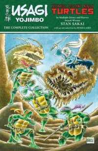 Link to an enlarged image of Usagi Yojimbo / Teenage Mutant Ninja Turtles : The Complete Collection (Usagi Yojimbo/teenage Mutant Ninja Turtles)