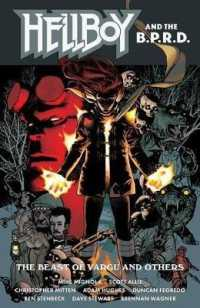 Link to an enlarged image of Hellboy and the B.P.R.D. : The Beast of Vargu and Others (Hellboy)