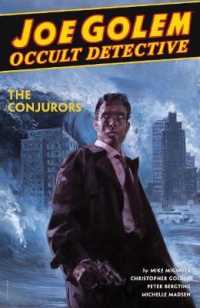 Link to an enlarged image of Joe Golem: Occult Detective 4 : The Conjurors (Joe Golem Occult Detective)