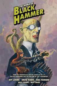 Link to an enlarged image of The World of Black Hammer 1 (World of Black Hammer)