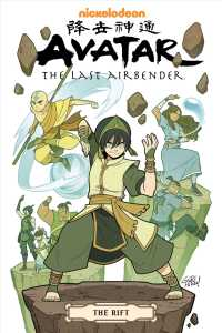 Link to an enlarged image of Avatar : The Last Airbender -The Rift (Avatar the Last Airbender)